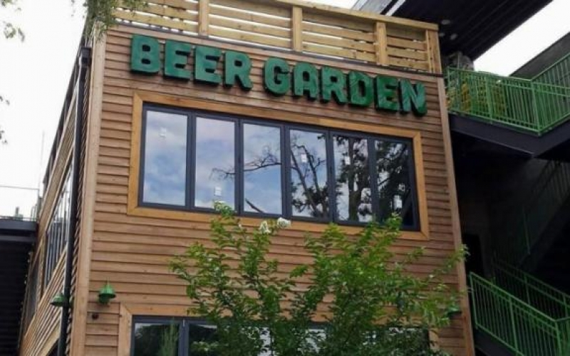The Raleigh Beer Garden